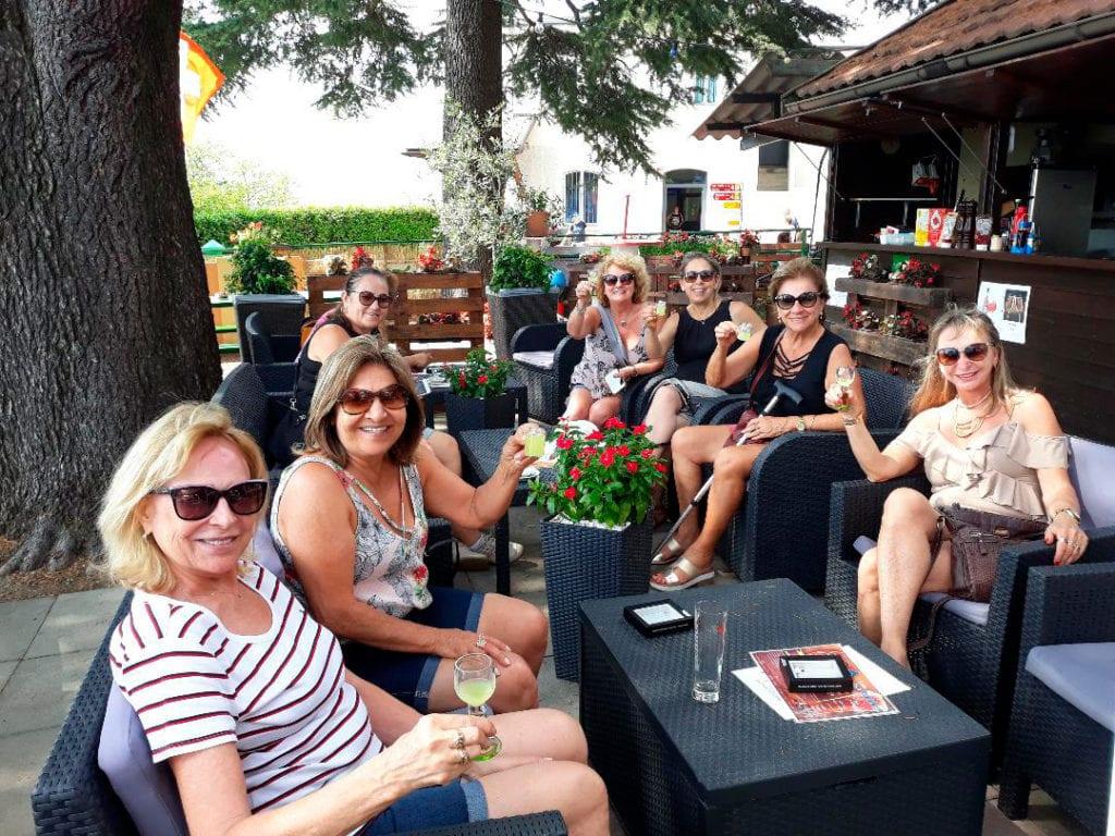 Mulheres na Itália – 2018