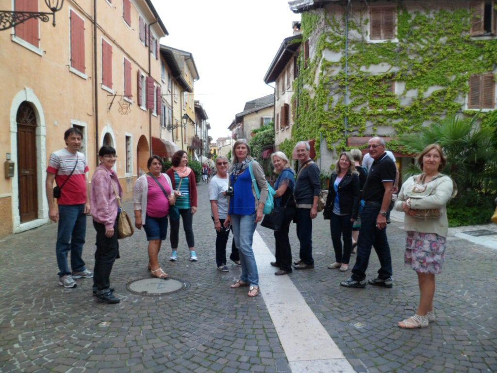 Família Bortolozzo visita cidade dos Antepassados – 2014
