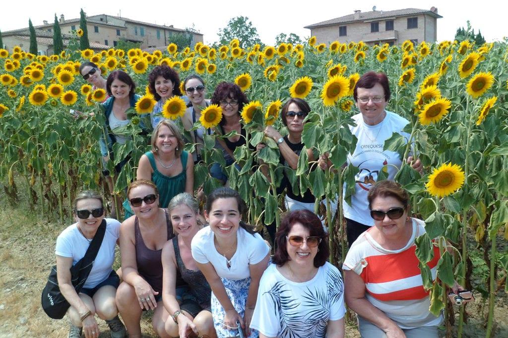 Mulheres na Toscana – 2012