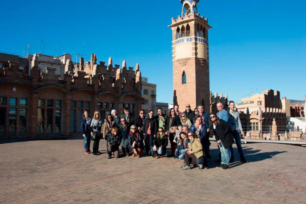 Arquitetura na Espanha – 2016