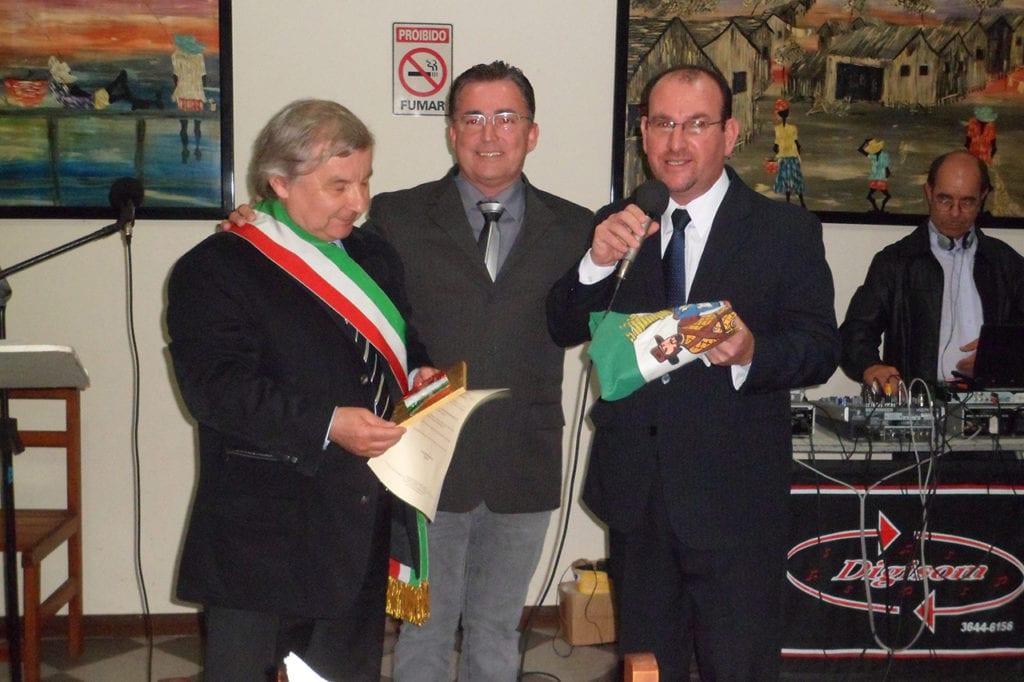Convênio entre Província de Ravenna e Cidade de Laguna – 2011